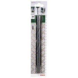 Bosch HSS-R fémfúró, DIN 338 D= 20,0 mm; L= 205 mm