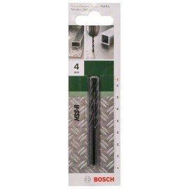 Bosch HSS-R fémfúró, DIN 338 D= 4,0 mm; L= 75 mm