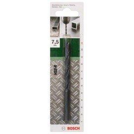 Bosch HSS-R fémfúró, DIN 338 D= 7,5 mm; L= 109 mm