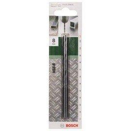 Bosch HSS-R fémfúró, DIN 338 D= 8,0 mm; L= 117 mm