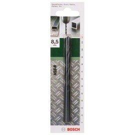 Bosch HSS-R fémfúró, DIN 338 D= 8,5 mm; L= 117 mm