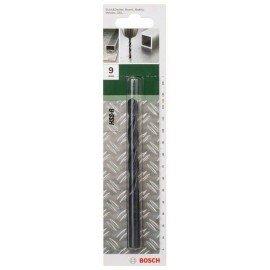 Bosch HSS-R fémfúró, DIN 338 D= 9,0 mm; L= 125 mm