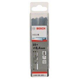 Bosch HSS-R fémfúrók, DIN 338 8,4 x 75 x 117 mm