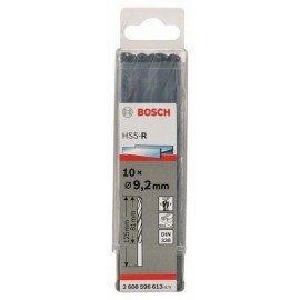 Bosch HSS-R fémfúrók, DIN 338 9,2 x 81 x 125 mm