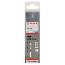 Bosch HSS-R fémfúrók, DIN 338 9,3 x 81 x 125 mm