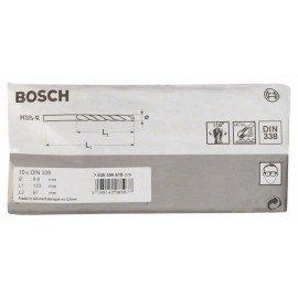 Bosch HSS-R fémfúrók, DIN 338 9,8 x 87 x 133 mm