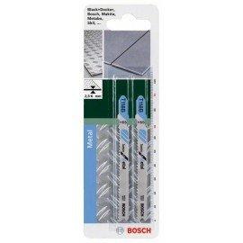 Bosch HSS szúrófűrészlap, T 118 B Basic for Metal