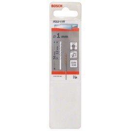 Bosch HSS-TiN fémfúrók, DIN 338 1 x 12 x 34 mm