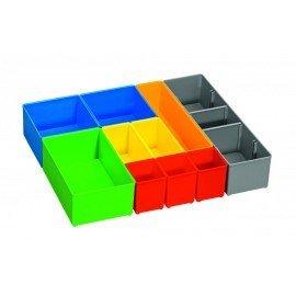 Bosch i-BOXX 72 inset box készlet 10 db