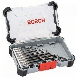 Bosch Impact Control HSS fúrókészlet, 8 darabos