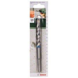 Bosch ISO 5468 szabvány szerinti betonfúró D= 14,0 mm; L= 150 mm