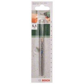 Bosch ISO 5468 szabvány szerinti betonfúró D= 5,5 mm; L= 85 mm