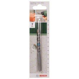 Bosch ISO 5468 szabvány szerinti betonfúró D= 7,0 mm; L= 100 mm