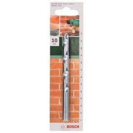Bosch ISO 5468 szabvány szerinti kőzetfúró D= 10,0 mm; L= 120 mm