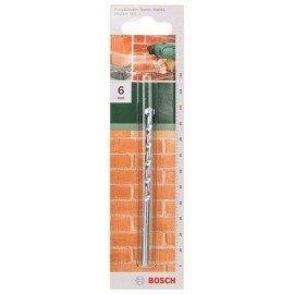Bosch ISO 5468 szabvány szerinti kőzetfúró D= 6,0 mm; L= 100 mm