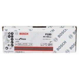 Bosch J455 csiszolószalag 40 x 760 mm, 180