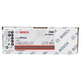 Bosch J455 csiszolószalag 40 x 820 mm, 80