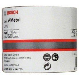 Bosch J475 szövet csiszolóanyag tekercs 50 mm, 5 m, 320