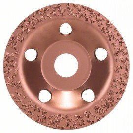 Bosch Keményfém fazékkorong 115 x 22,23 mm; durva, lapos
