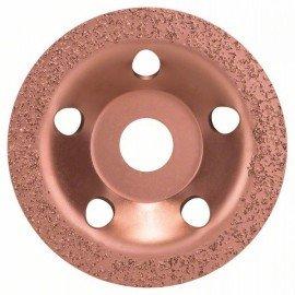 Bosch Keményfém fazékkorong 115 x 22,23 mm; finom, lapos