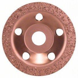 Bosch Keményfém fazékkorong 115 x 22,23 mm; közepes, lapos