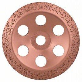 Bosch Keményfém fazékkorong 180 x 22,23 mm; közepes, ferde