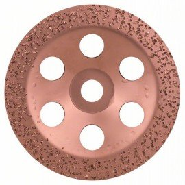 Bosch Keményfém fazékkorong Durva
