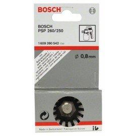 Bosch Kereksugarú fúvóka 0,8 mm