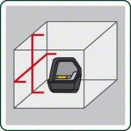 Bosch Keresztvonalas szintezőlézer PLL 2