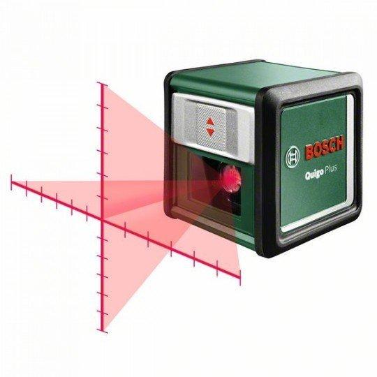 Bosch Keresztvonalas szintezőlézer Quigo Plus