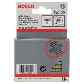 Bosch Keskenyhátú kapocs; típus: 55, gyantázott 6 x 1,08 x 30 mm