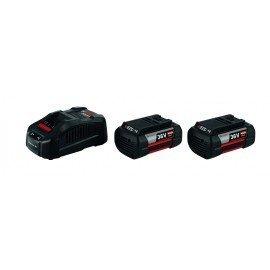 Bosch Kezdőkészlet: 2 x GBA 36V 4,0 Ah + GAL 3680 CV