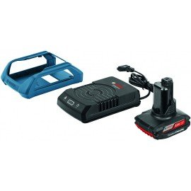 Bosch Kezdőkészlet: GBA 12V 2.5Ah W + GAL 1830 W vezeték nélküli töltő