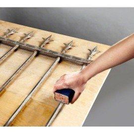 Bosch Kézi csiszolópapír, fém, 230 x 280 mm, P100 G= 100