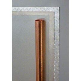 Bosch Kézi csiszolópapír, fém, 230 x 280 mm, P80 4 x G= 80