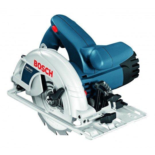 Bosch Kézi körfűrész GKS 55