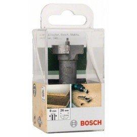 Bosch Kivetőpántfúró, keményfém D= 26,0 mm; L= 56 mm