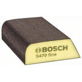 Bosch Kombi csiszolószivacs, Best for Profile 69 x 97 x 26 mm, finom