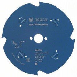 Bosch Körfűrészlap, Expert for Fiber Cement 165 x 20 x 2,2 mm, 4