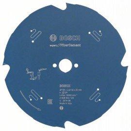 Bosch Körfűrészlap, Expert for Fiber Cement 190 x 20 x 2,2 mm, 4