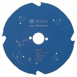 Bosch Körfűrészlap, Expert for Fiber Cement 190 x 30 x 2,2 mm, 4