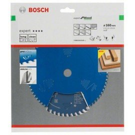 Bosch Körfűrészlap, Expert for Wood 160 x 20 x 2,2 mm, 48