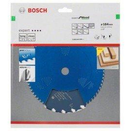 Bosch Körfűrészlap, Expert for Wood 184 x 20 x 2,6 mm, 24