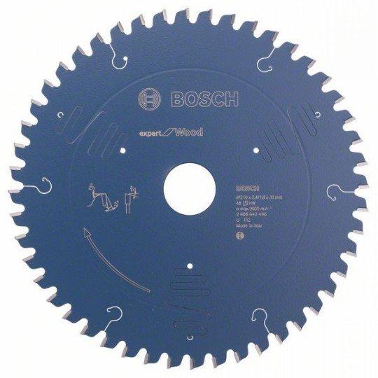 Bosch Körfűrészlap, Expert for Wood 210 x 30 x 2,4 mm, 48