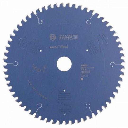 Bosch Körfűrészlap, Expert for Wood 250 x 30 x 2,4 mm, 60
