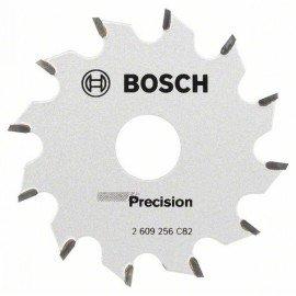 Bosch Körfűrészlap merülő- és kézi körfűrészekhez D= 65 mm; Furat= 15 mm; Z= 12