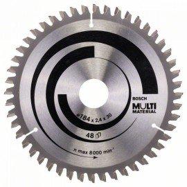 Bosch Körfűrészlap, Multi Material 184 x 30 x 2,4 mm; 48