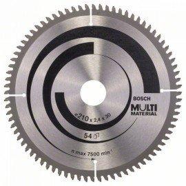Bosch Körfűrészlap, Multi Material 210 x 30 x 2,5 mm; 80