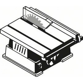 Bosch Körfűrészlap, Multi Material 254 x 30 x 3,2 mm; 60