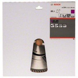 Bosch Körfűrészlap, Multi Material 254 x 30 x 3,2 mm; 80